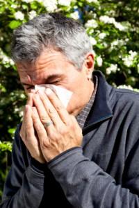 Allergien im höheren Lebensalter